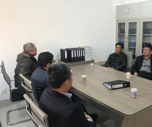 聊城市司法局党组书记、局长常书彦来市律协检查指导工作