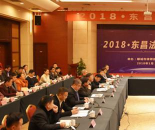 聊城市律师协会成功举办2018·东昌法律论坛