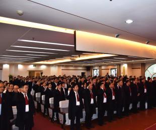 """聊城市开展""""宪法宣传周""""律师集体宣誓仪式"""