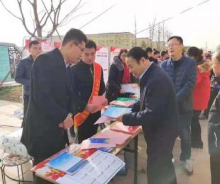 """聊城律师积极参与""""宪法宣传周"""" 普法宣传活动"""