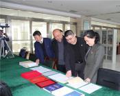 邢海仙副局长到茌平区、阳谷县督导律师行业突出问题专项治理工作开展情况